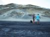 Продольный разрез дюны